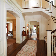 Traditional Hall by Hart Associates Architects, Inc.