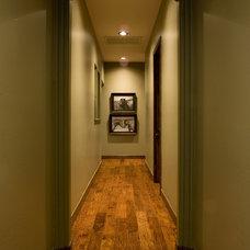 Rustic Hall by Studio D - Danielle Wallinger