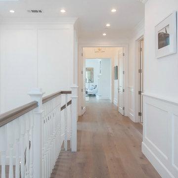 Sunset Blvd - Upstairs Hallway