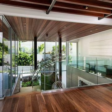Sunset Strip Estate - Feat. Garrison II Smooth Walnut Natural Flooring