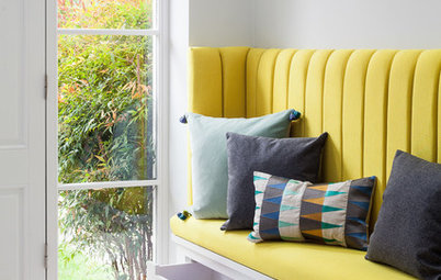 8 Ways to Fit a Seat into Your Hallway