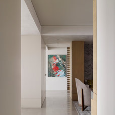 Modern Hall by Sutro Architects