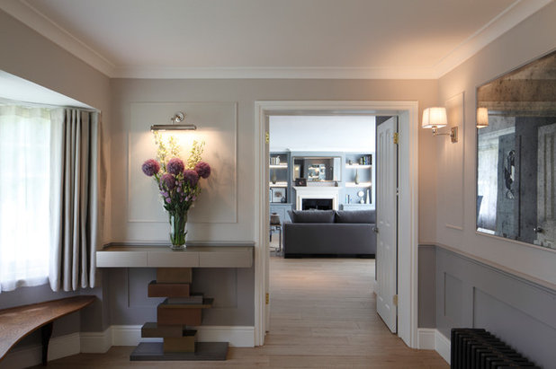 Contemporary Hall by PH London