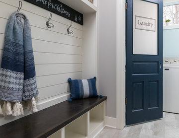 The Addison II - Mud Room Lockers