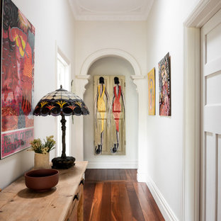 Photo of a transitional hallway in Perth.