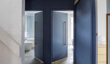 8 Steps an Interior Designer Uses to Choose Internal Doors