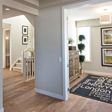 Traditional Hall by Cardel Designs