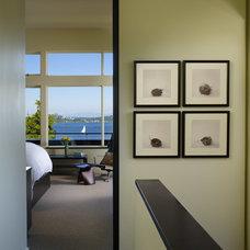Modern Hall by DeForest Architects