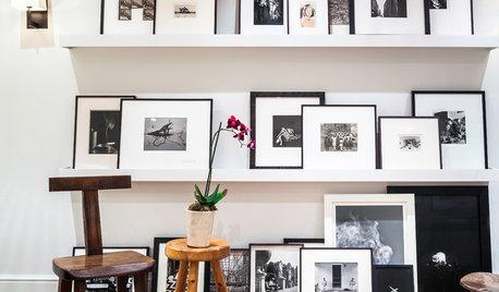 Bilderleiste gestalten – 12 DIY-Ideen für die Galerie zu Hause