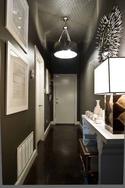 Contemporary Hall by Jamie Laubhan-Oliver