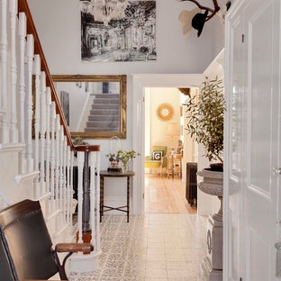 Inspiration for a timeless hallway remodel in Sussex