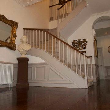The Vicarage Entrance Hall