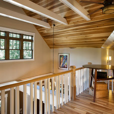 Craftsman Hall by Brookstone Builders