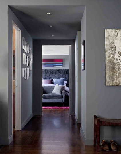 Contemporary Hall by Thom Lindsley