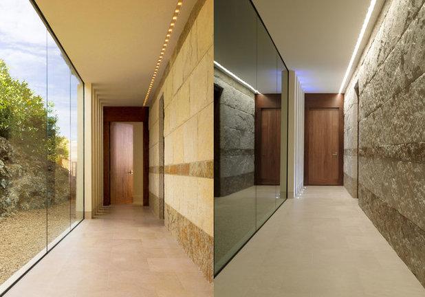 Contemporary Hall by Sutton Suzuki Architects