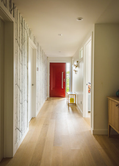 Hall by Charissa Snijders Architect