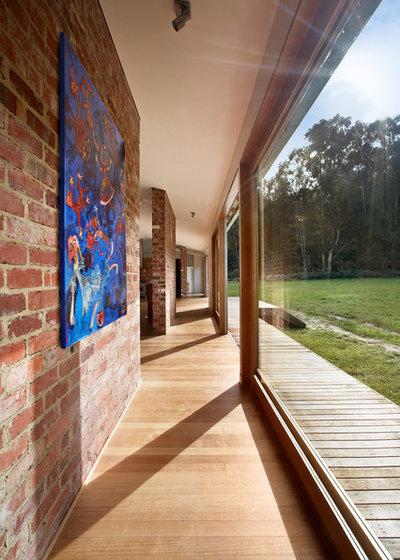 Industrial Hall by Maxa Design
