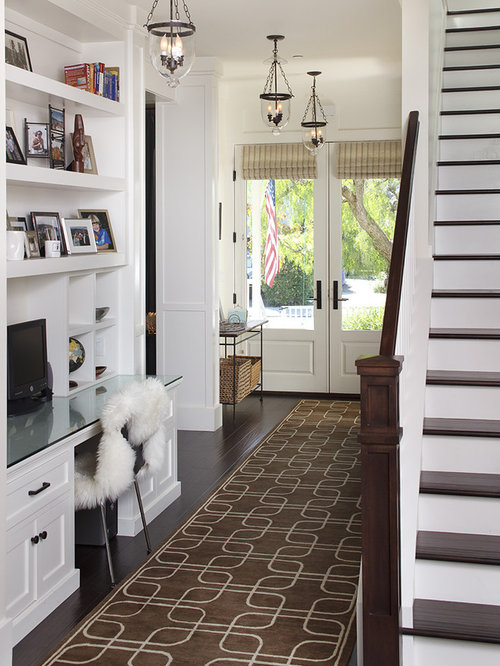 Phenomenal Foyer Desk Design Ideas Remodel Pictures Houzz Largest Home Design Picture Inspirations Pitcheantrous