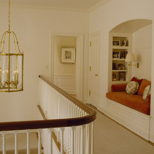 Inspiration for a victorian hallway remodel in Seattle