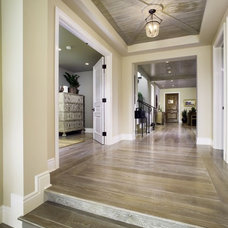 Traditional Hall by D for Design