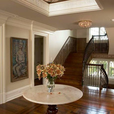 Traditional Hall by Sound Beach Partners LLC