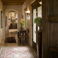 Traditional Dining Room by Tierra Concepts Santa Fe