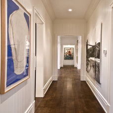 Transitional Hall by Benco Construction