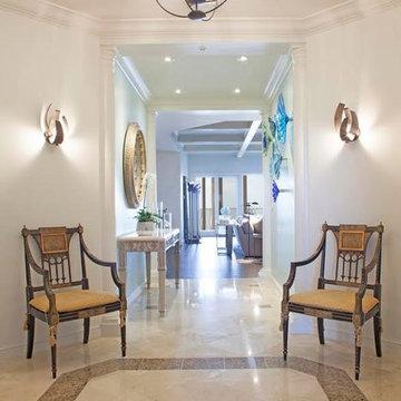 Transitional Penthouse Design