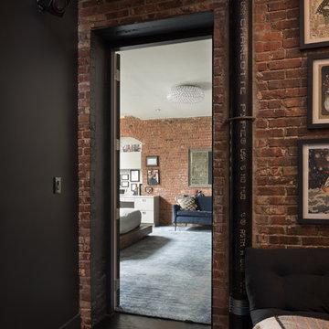Tribeca Industrial Chic Apartment