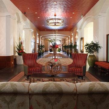 Tropical Hall