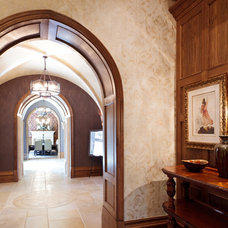 Traditional Hall by Anything But Plain, Inc.