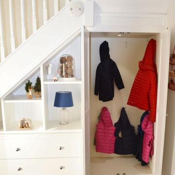 Under-stair Storage solutions