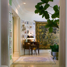 Mediterranean Hall by Tracy Murdock Allied ASID