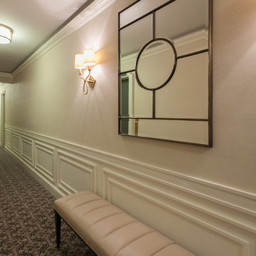 UPPER EAST SIDE RESIDENTIAL  LOBBY & HALLWAY PROJECT