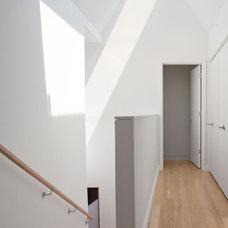 Modern Hall by Blue Truck Studio