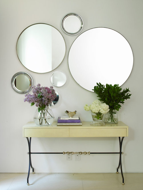 Wall Mirror Decorating Ideas | Houzz