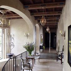 Mediterranean Hall Upstairs arcade