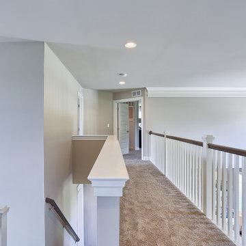 Upstairs Open Hallway