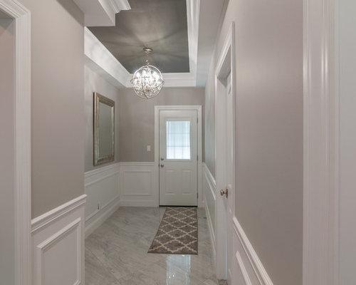 Faience couloir dco couloir qui donnent des ides une for Faience pour couloir