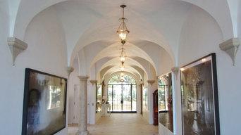 Venetian Plaster - unburnished Veneziano - authentic lime based plaster products