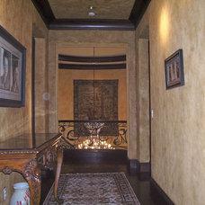 Mediterranean Hall by Molto Bene Studios
