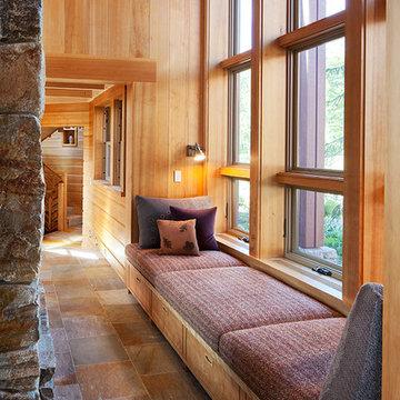 Vermont Ski Lodge
