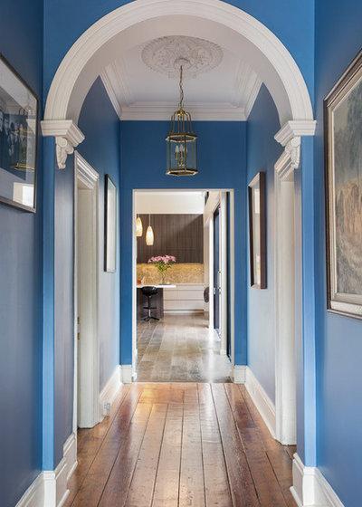 Foyer Hallway Kit : Colour code the best hues for hallways