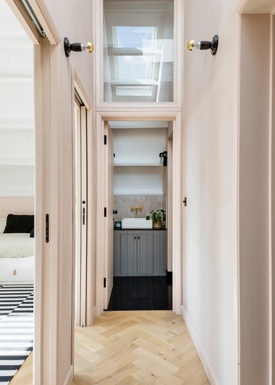 Industriel Couloir by Imperfect Interiors