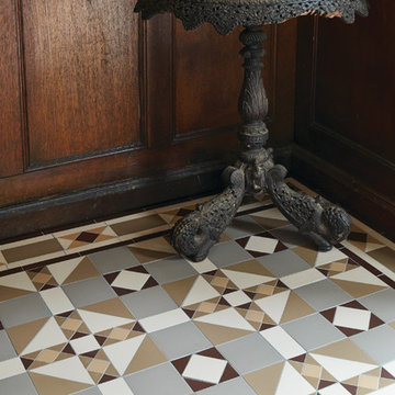 Victorian Hallway & Landing