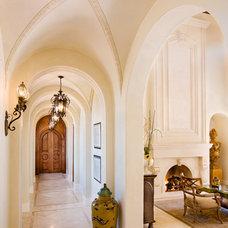 Mediterranean Hall by My Villa Austin