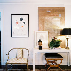 Eclectic Hall by Hillary Thomas Designs
