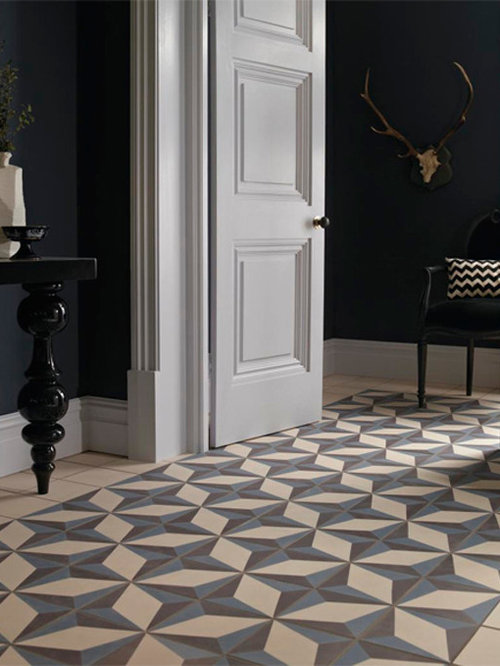 Perfect Inspiration For A Mediterranean Hallway Remodel In Other
