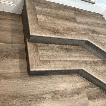 Vinyl Plank Installations