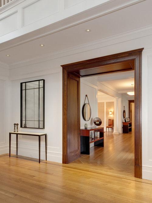 Wooden Door Frame Houzz